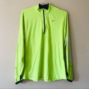Nike Element Dri-Fit Half Zip Sweatshirt